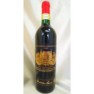 赤ワイン シャトー・パルメ 1997 Ch.Palmer ボルドー