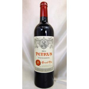 ペトリュスは五大シャトーやオーゾンヌ、シュヴァル・ブランを含んだ八大シャトーにも数えられていて、その...