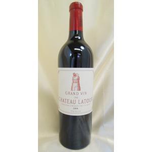 赤ワイン シャトー・ラトゥール 2006 PP95点 Ch.latour ボルドー