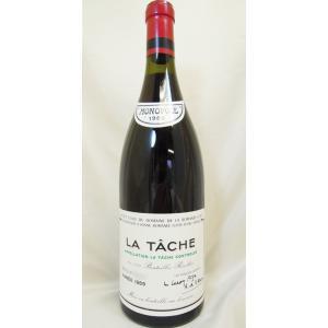 赤ワイン DRC ラ・ターシュ 1989 DRC La Ta...