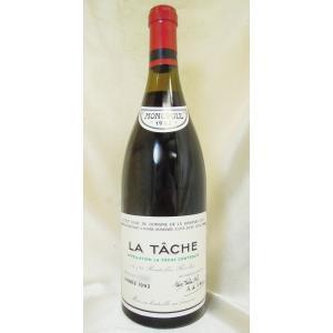 赤ワイン DRC ラ・ターシュ 1992 DRC La Ta...