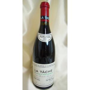 赤ワイン DRC ラ・ターシュ 1993 DRC La Ta...