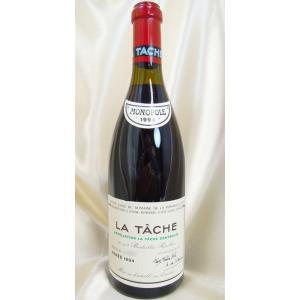 赤ワイン DRC ラ・ターシュ 1994 DRC La Ta...