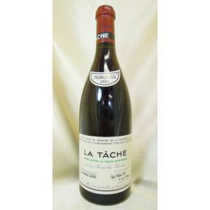 赤ワイン DRC ラ・ターシュ 2001 DRC La Ta...