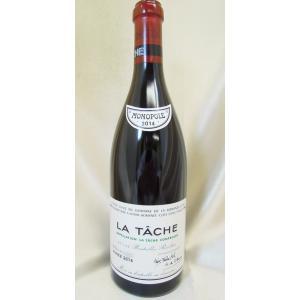 赤ワイン DRC ラ・ターシュ 2014 DRC La Ta...