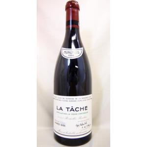 赤ワイン DRC ラ・ターシュ 1996 DRC La Ta...