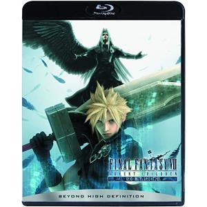 FINAL FANTASY VII ADVENT CHILDREN COMPLETE [Blu-ray]