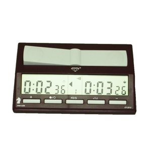 【チェスクロック】Professional Digital Clock|checkmate-japan