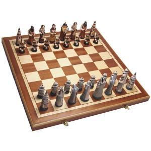 【レジンチェスセット】Classy Resin Set checkmate-japan