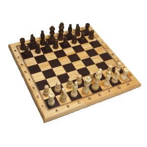 【ウッドチェスセット】Budget Wood Set|checkmate-japan