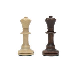 【チェス駒】Extra Wood Queen(8.1)の商品画像
