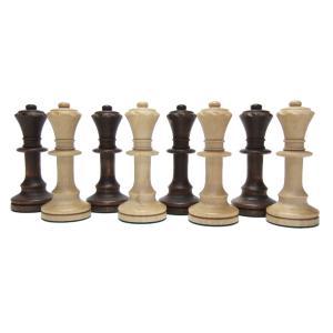 【チェス駒】Extra Wood Queen(...の詳細画像2