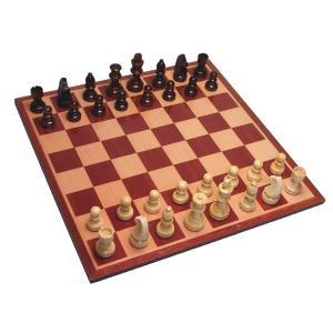 【ウッドチェスセット】Moderate Wood Set|checkmate-japan
