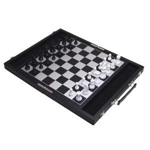 【ウッドチェスセット】B/W Wood Set|checkmate-japan