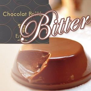 【エクチュア】チョコレートブリュレ[ビター味]1個入り|cheers-eshop