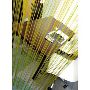 【カーテン】艶SARA フリンジカーテン(ストリングスカーテン)サイズ95×250cm のれん/間仕切り/暖簾/模様替え/新生活|cheers-eshop