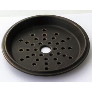 【SALE】 ケーアイ ポタジェドット タジン鍋用 陶製すのこ 20cm /蒸し料理/ヘルシー|cheers-eshop
