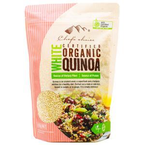 シェフズチョイス オーガニックホワイトキヌア500g Organic white quinoa