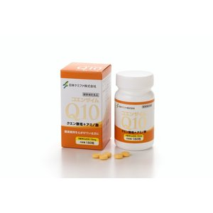 コエンザイムQ10ケミファ180粒 クエン酸塩 アミノ酸 送料無料 CoQ10 日本ケミファ|chemiphar-healthcare|02