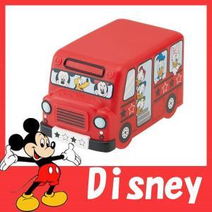 製品情報    商品説明      ミッキー&フレンズのバスの形をしたユニークな立体型の2段...