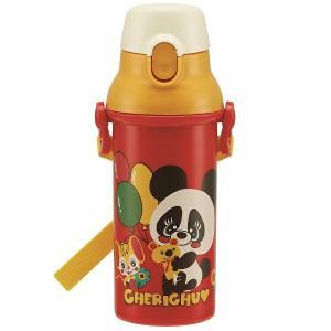 商品説明 チェリッチュのワンタッチ式水筒が登場! 食器洗い乾燥機対応 ダイレクト飲み口なので、お子様...