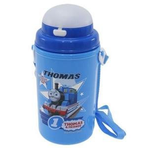 商品説明 ●根強い人気のきかんしゃトーマスと仲間たち ●ストロー付きの保冷水筒  ●ストローの先が柔...