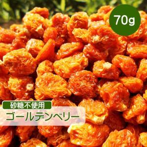 ドライフルーツ ゴールデンベリー 80g ほおずき 砂糖不使用 無添加 ベリー 無糖 小分け ギフト...