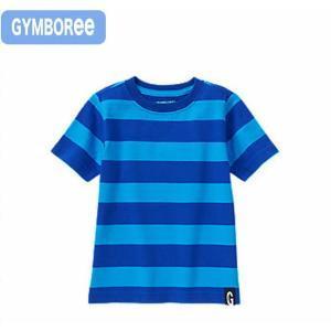 6-12mos 12-18mos  ジンボリー 正規品 Gymboree -9)青×水色のボーダー半袖Tシャツ(NB 3M 6M 9M 12M 18M 新生児 3か月 6ヶ月 9ヶ月 12ヶ月 18ヶ月 1歳 1才 2歳|cherie-box