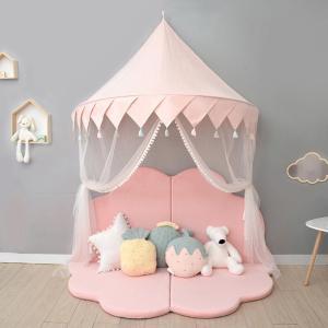 キッズテント ベッドテント 子供用 北欧 プリンセス 装飾 インテリア