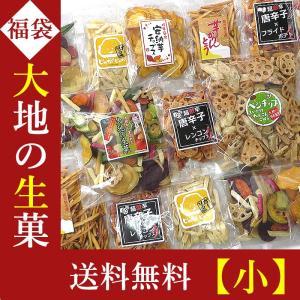 【ポイント】 大地から生まれたやさしい味わいの野菜チップスをお得な福袋に! 当店人気NO1の10種類...