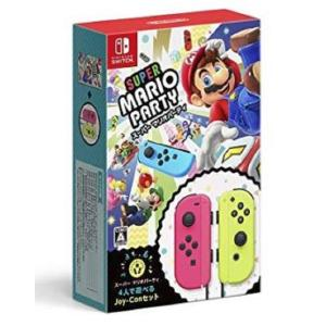 Nintendo Switch『スーパー マリオパーティ』は、 Nintendo Switchの特長...