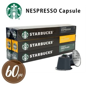 スターバックス ネスプレッソ 互換カプセル 互換 コーヒーカプセル 互換性 カプセル 60個入り 6...