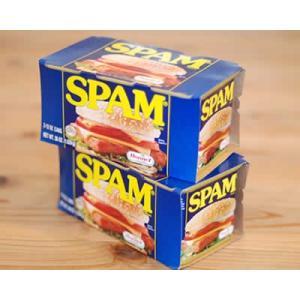 SPAM スパム レギュラー ランチョンミート 340g×6パック|cherrybell