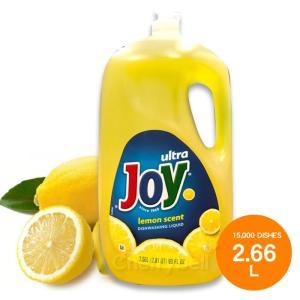 ウルトラジョイ Ultra Joy レモンの香り 台所用合成洗剤 2.66L|cherrybell