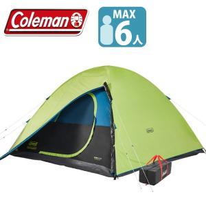 ●商品名 Coleman INSTANT up 6p dark room<br> ●品名...