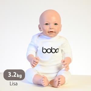 赤ちゃん人形 ダミードール 大サイズ リサ 7ポンド 3.2kg 22インチ 55cm ボバ 等身大 実習 練習 実演用 店頭試着 実際の重さ 3kg cherrybell