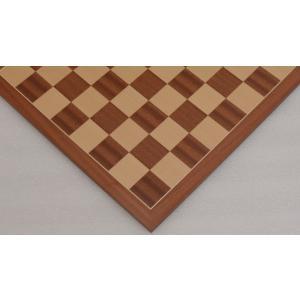 チェス盤 スタンダード 50cm 55mm クルミ インド直送|chessjapan