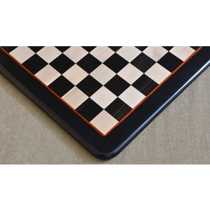 チェス盤 黒檀 45cm 45mm インド直送 chessjapan