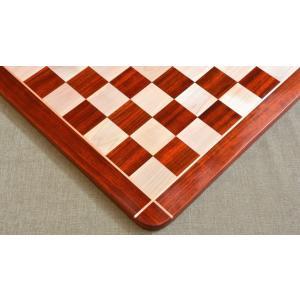 チェス盤 バドローズ 58cm 60mm インド直送 chessjapan