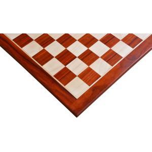 チェス盤 バドローズ 58cm 60mm インド直送|chessjapan