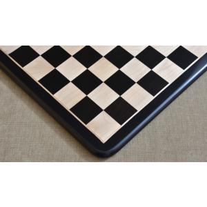 チェス盤 黒檀 48cm 50mm インド直送|chessjapan