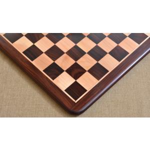 チェス盤 紫檀 51cm 50mm 海外直送 chessjapan