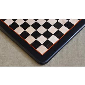 チェス盤 黒檀 45cm 45mm 海外直送 chessjapan