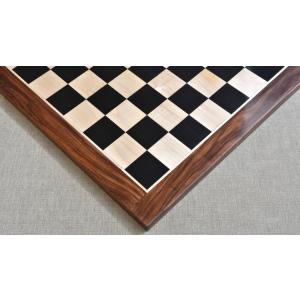 チェス盤 黒檀 シーシャム 58cm 60mm 海外直送 chessjapan