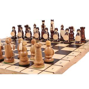 チェスセット 木製 マグナット 55cm ポーランド直送|chessjapan