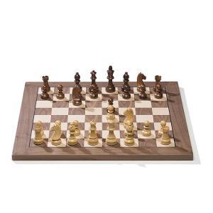 DGT USB e-Board Walnut 電子チェス盤 ポーランド直送|chessjapan