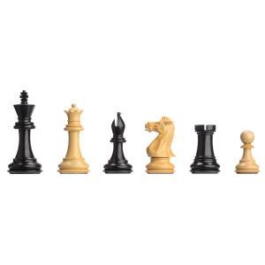 DGT Ebony e-Pieces Weighted チェス駒 ポーランド直送|chessjapan