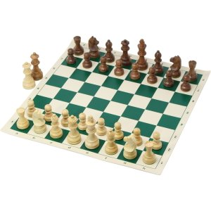 チェスセット トーナメント 44cm 日本チェス連盟公式用具|chessjapan