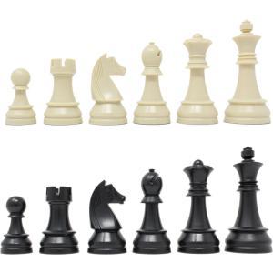 チェス駒 スタンダード・スタントン 95mm ABSヘビー chessjapan