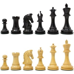 チェス駒 インペリアルコレクター 95mm chessjapan